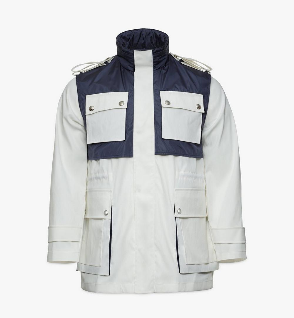 Geo Laurel Blouson Jacket 1