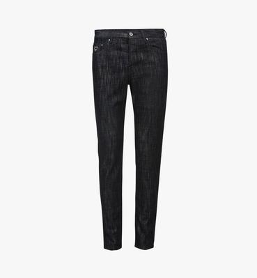 Herren-Jeans mit geradem Schnitt