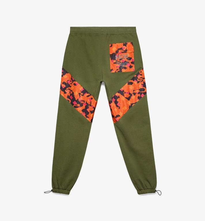 MCM PANTS-MTRACKCAMOCOTTON  2072 Alternate View 2