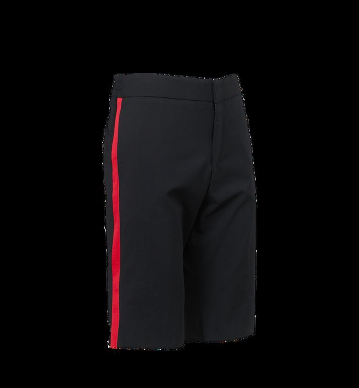 MCM Men's Wool Tailored Trousers Black MHP9SNX60BK046 Alternate View 2