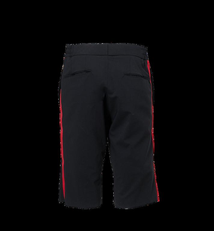 MCM Men's Wool Tailored Trousers Black MHP9SNX60BK046 Alternate View 3