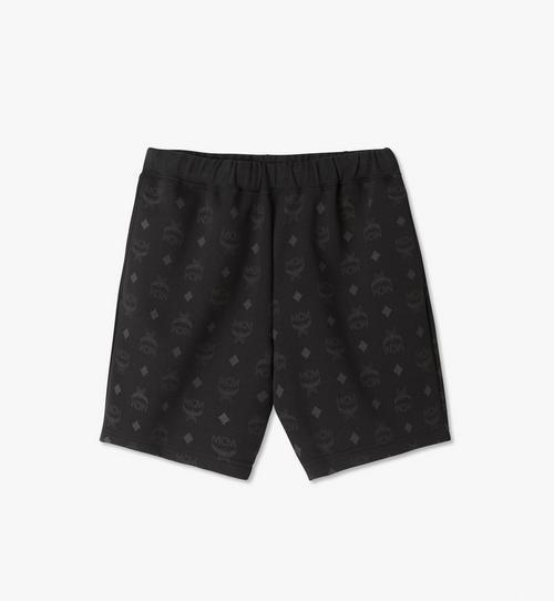 MCM x PHENOMENON Shorts mit reflektierendem Monogramm für Herren