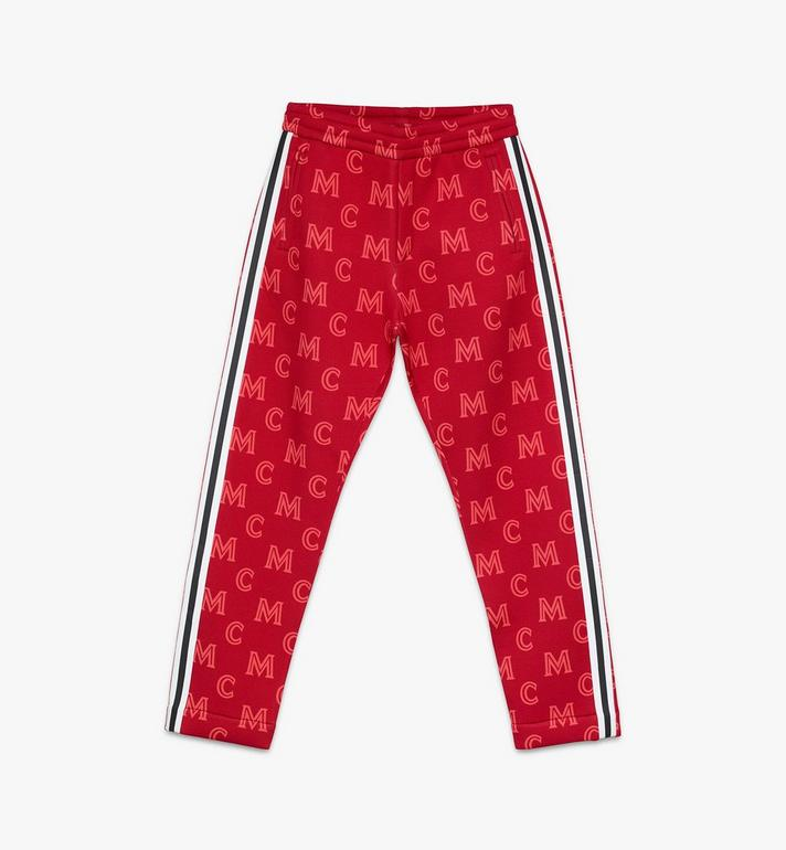 MCM Men's Monogram Track Pants Alternate View