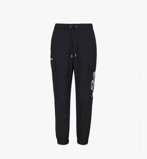 Pantalon cargo à logo MCM x SAMBYPEN pour homme
