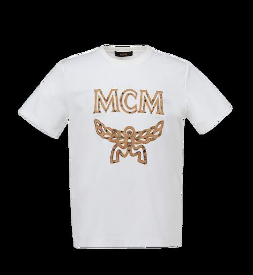 T-shirt logo classique pour homme