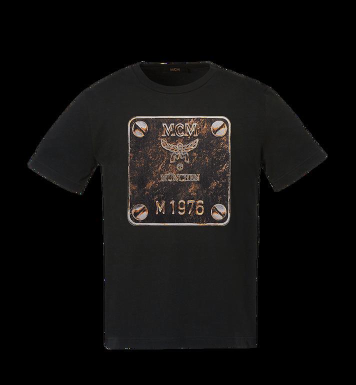MCM Men's Brass Plate T-Shirt Alternate View