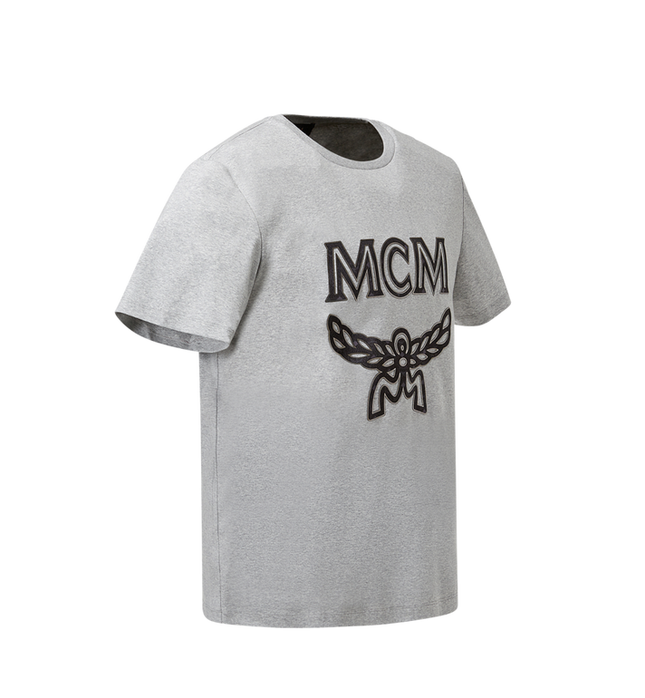 MCM Klassisches Herren T-Shirt mit Logo Alternate View 2