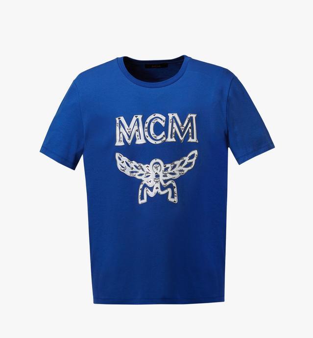 남성용 로고 티셔츠
