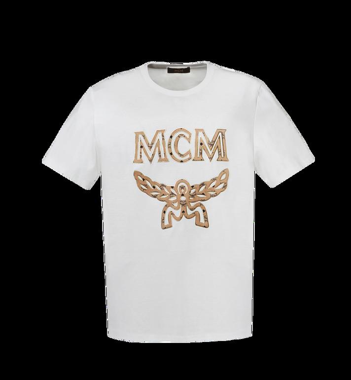 MCM เสื้อยืดโลโก้สำหรับผู้ชาย Alternate View