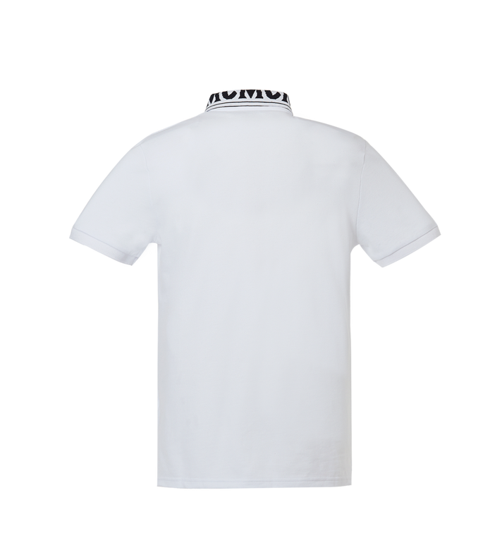 MCM Herren Poloshirt mit Logo Alternate View 3