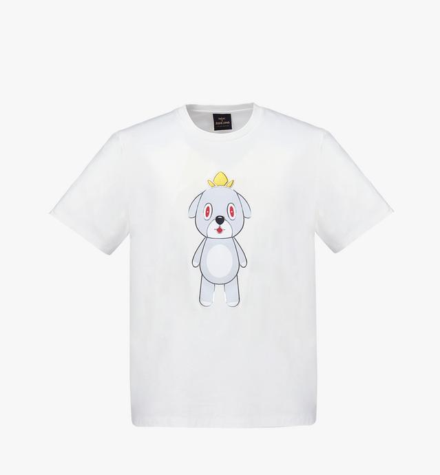 남성용 MCM X 에디 강 그레이 티셔츠