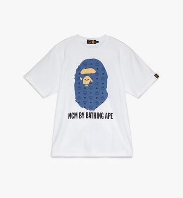 เสื้อยืด Ape Head คอลเลคชั่น MCM x BAPE