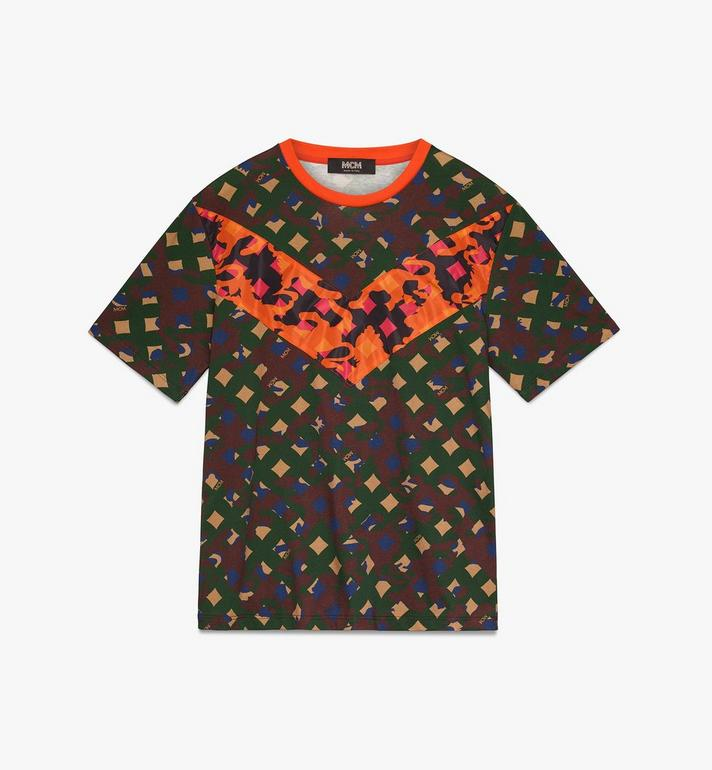 MCM Men's Camo T-Shirt Alternate View