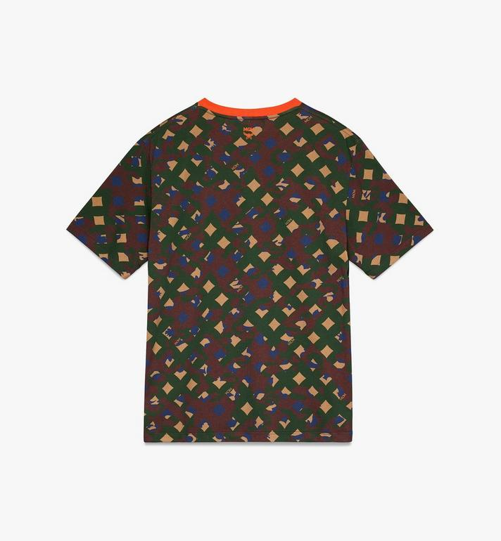 MCM Men's Camo T-Shirt Alternate View 2