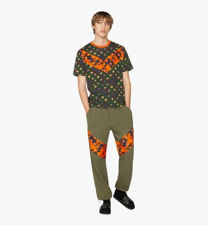 MCM Men's Camo T-Shirt Alternate View 3