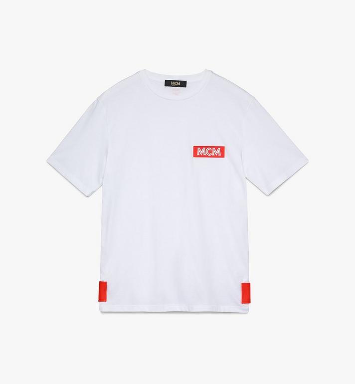 MCM Men's Resnick Velcro T-Shirt Alternate View