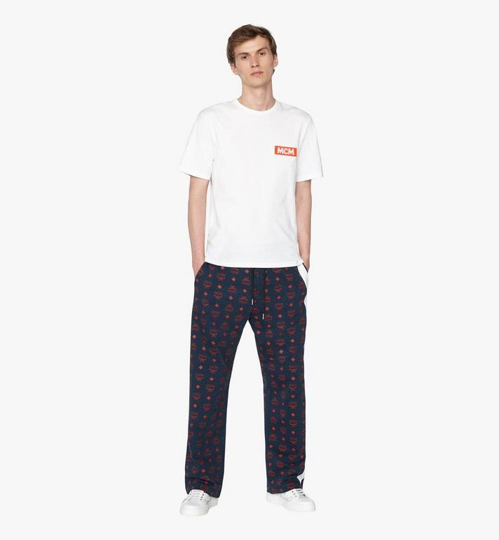MCM Men's Resnick Velcro T-Shirt  MHT9ARA27WT0XL Alternate View 3