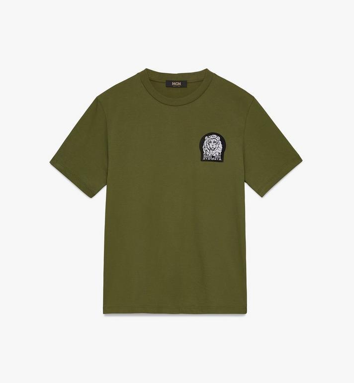 MCM Herren-T-Shirt Munich Lion Alternate View