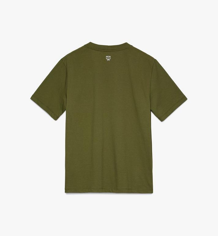 MCM Men's Munich Lion T-Shirt Alternate View 2
