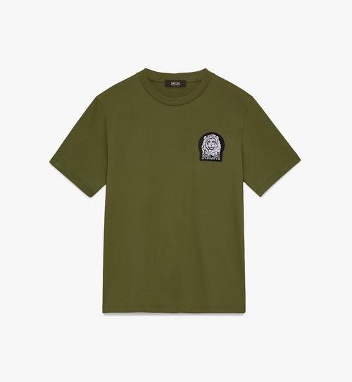 Herren-T-Shirt Munich Lion