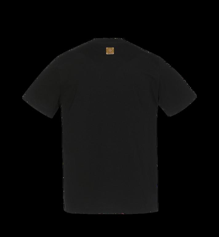 MCM Men's Logo Tape Print T-Shirt Alternate View 3