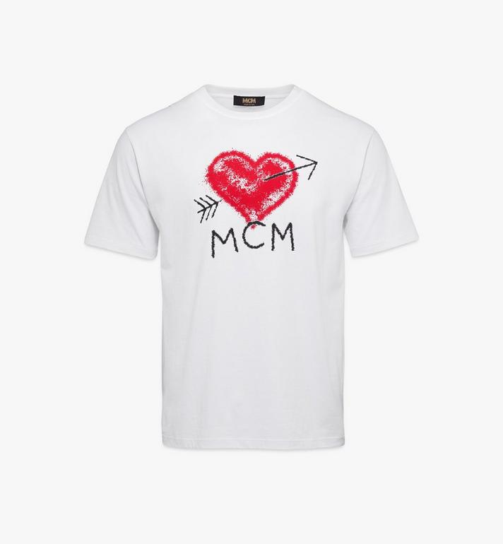 MCM Men's Valentine T-Shirt Alternate View