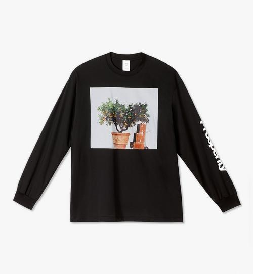Langärmliges MCM x PHENOMENON Prosperity T-Shirt für Herren