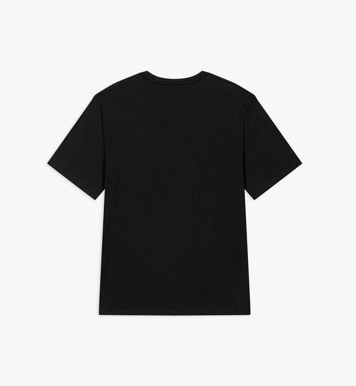 MCM Men's Logo T-Shirt Black MHTASMM04BT00M Alternate View 2