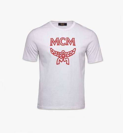 男士經典款 logo T 恤