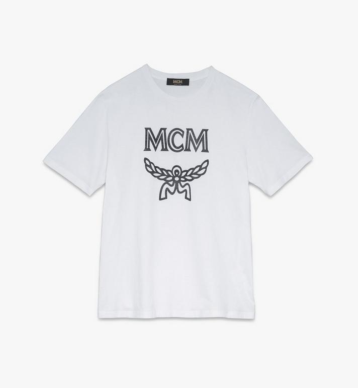 MCM 男士logo T恤 Alternate View
