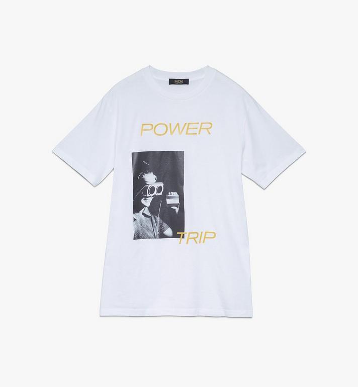 MCM 男版 1976 POWER TRIP T恤 Alternate View