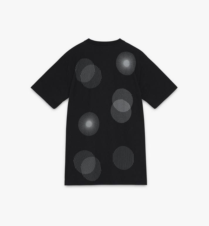MCM 男士 1976 Dancefloor T 恤 Black MHTASMV03BK00L Alternate View 2