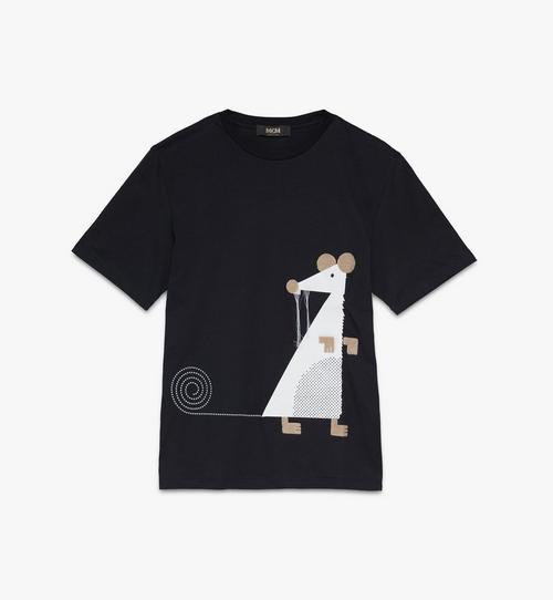 男士鼠年T恤