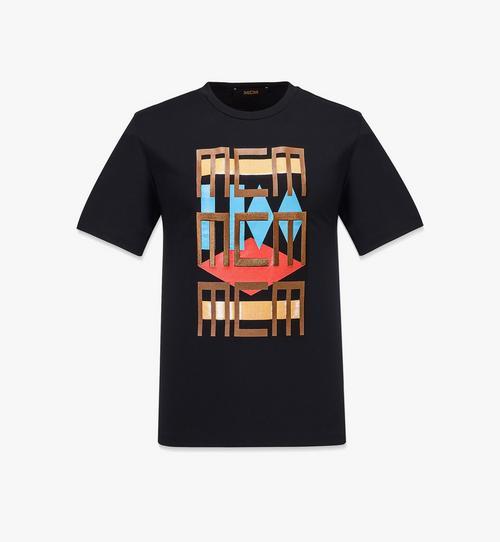 男士 Geo 塗鴉 T 恤
