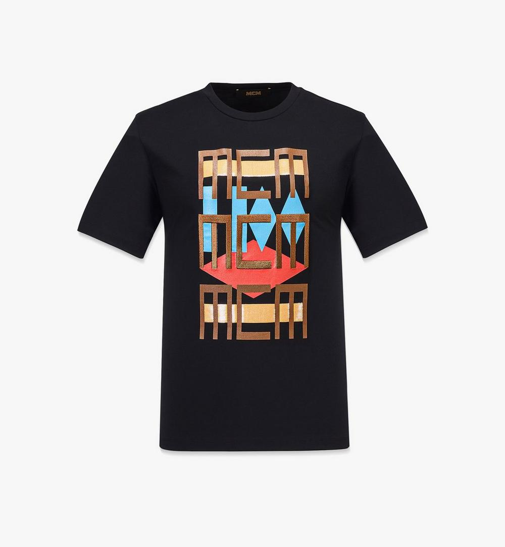 Men's Geo Graffiti T-Shirt 1