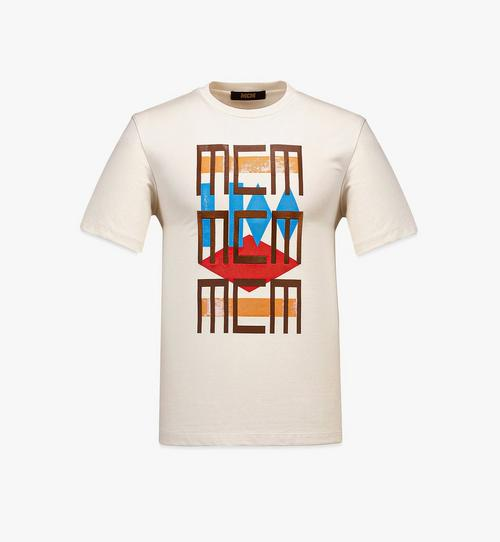 Men's Geo Graffiti T-Shirt