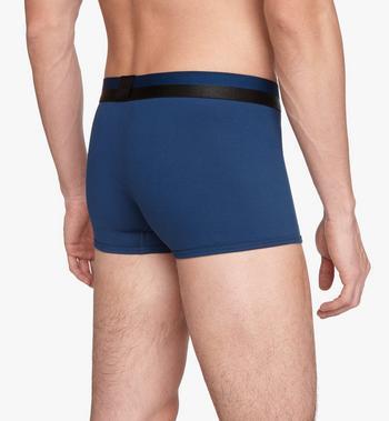 MCM 男士 1976 短款緊身四角褲 Blue MHYASBM02LU00S Alternate View 5