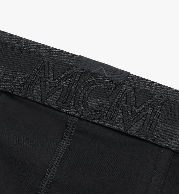 MCM Men's 1976 Classic Briefs Black MHYASBM04BK00S Alternate View 3