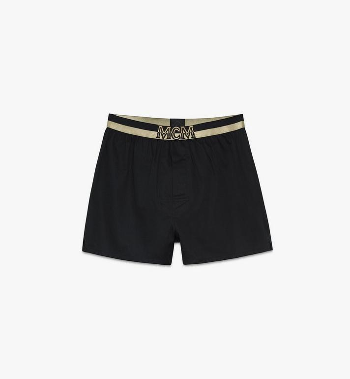MCM Men's 1976 Woven Boxer Shorts Alternate View