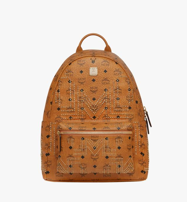 Stark Backpack in Gunta M Studs Visetos