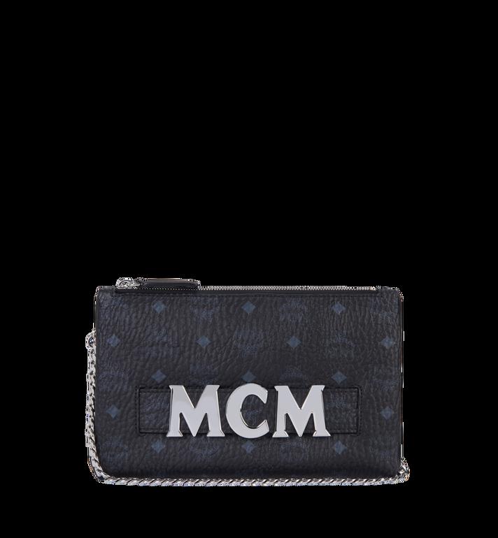 MCM Trilogie Stark Backpack in Visetos Black MMK8AVE72BK001 Alternate View 6