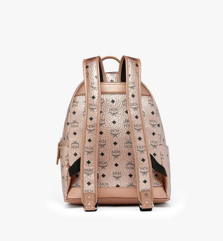 MCM Trilogie Stark Backpack in Visetos  MMK8AVE75TC001 Alternate View 3