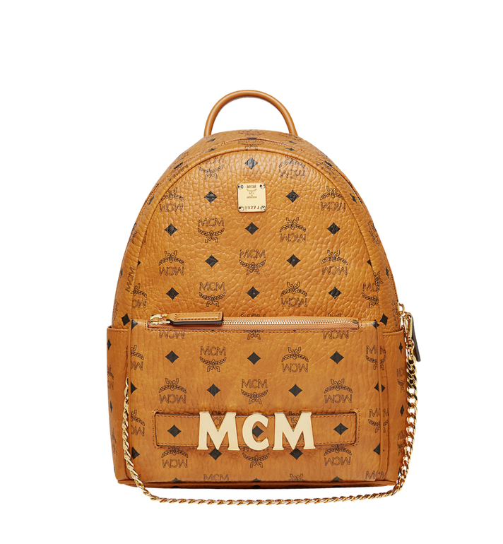 MCM Trilogie Stark Rucksack in Visetos Alternate View