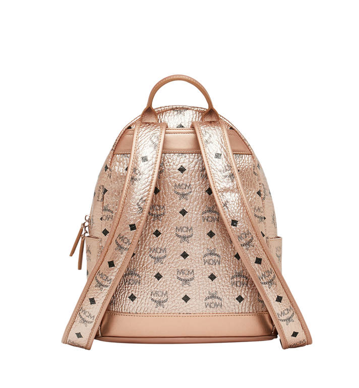 MCM Trilogie Stark Rucksack in Visetos Alternate View 4