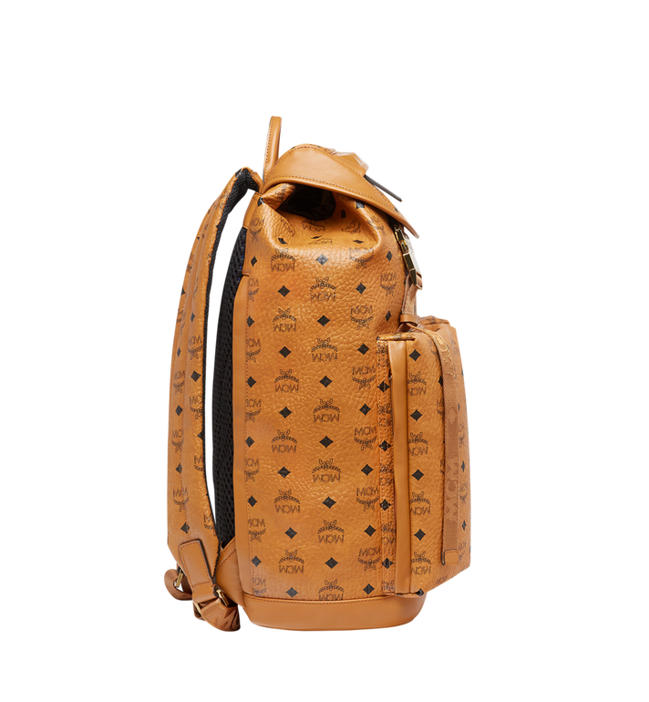 MCM Kreuzberg Rucksack in Visetos Alternate View 3