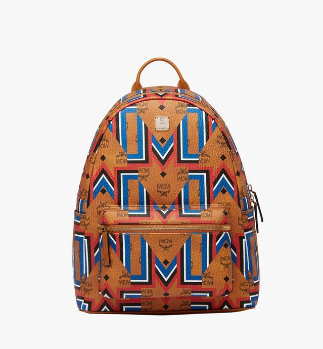 Stark Gunta M Stripe Backpack in Visetos