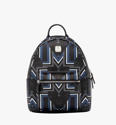 Stark Gunta M Stripe Backpack in Visetos