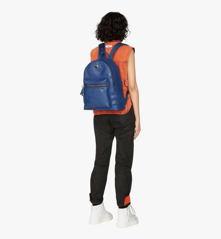 MCM Stark Backpack in Embossed Lion Camo  MMK9AVE29VE001 Alternate View 6