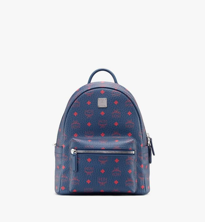 MCM Stark Backpack in Visetos  MMK9AVE51VS001 Alternate View 1