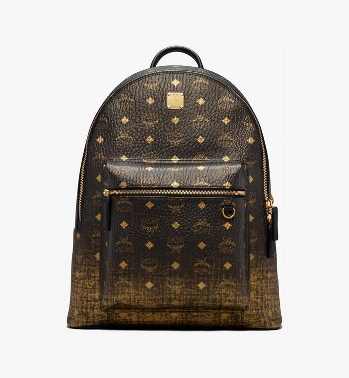 MCM Stark Rucksack in Gradation Visetos Alternate View